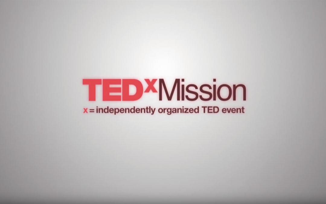 Michael Siminitus talks Sudbusters at TED x Mission