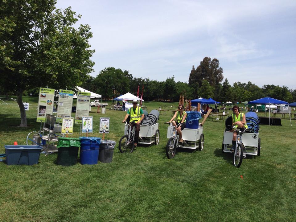 wastesbusters-team-bikes
