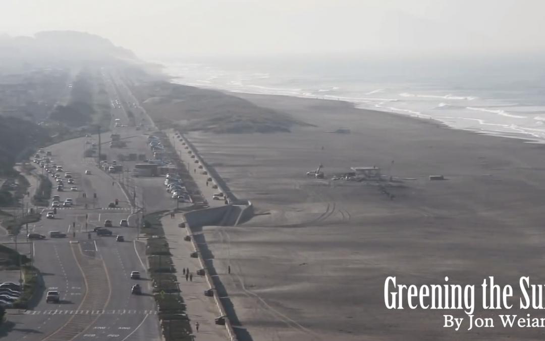 Ocean Beach hosts greenest surf contest ever!